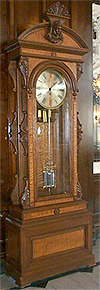 Grandfather clock photo